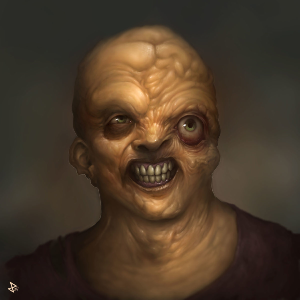 Portrait of Toxie