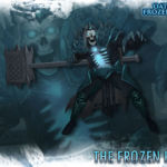The Frozen King and his Maul